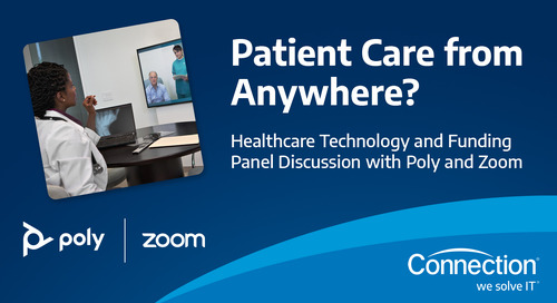 Healthcare Technology and Funding Panel Discussion with Poly and Zoom