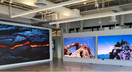 Samsung Display- Tour the Executive Briefing Center and Leap Your Enterprise Forward