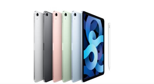iPad Air. The perfect business companion.