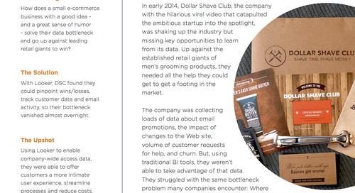 Case Study: Dollar Shave Club