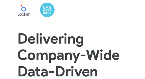 Car Next Door: Delivering Company-Wide Data-Driven Workflows