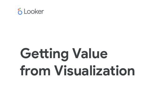Getting Value from Visualization