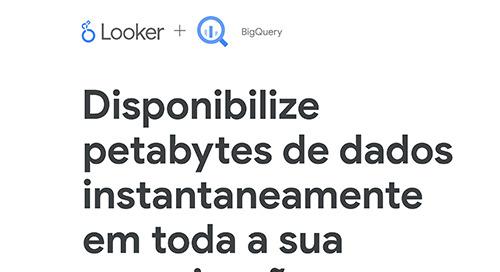 Resumo da solução do Looker e do Google BigQuery