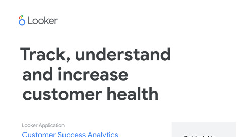 Looker for Customer Success Analytics