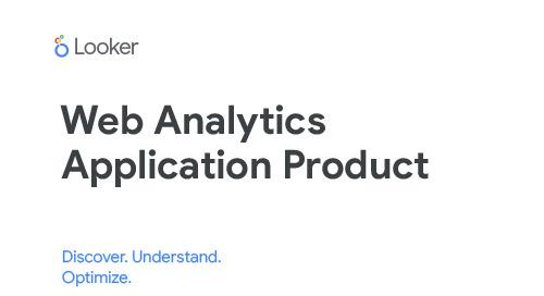 Web Analytics Application