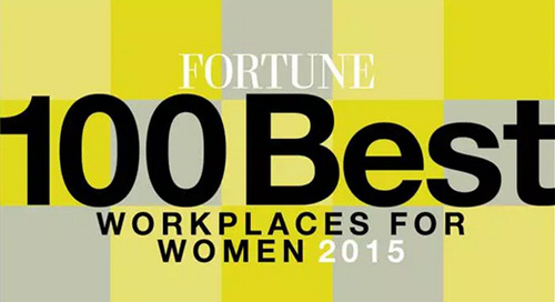 Great Places to Work® and Fortune magazine name Elixiter, Inc. one of the 100 Best Workplaces for Women