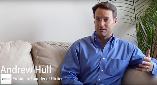 Andrew Hull, Elixiter Founder, Discusses His Vision