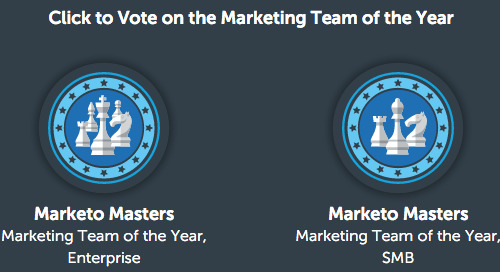Two Elixiter Clients Nominated for Marketo Revvies