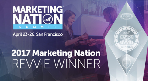 Elixiter Wins 2017 Marketo Digital Services Revvie