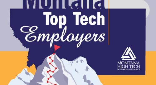 Montana Top Tech Employers 2018