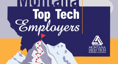 Montana Top Tech Employers 2018