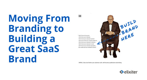 Moving from Branding to Building a Great SaaS Brand