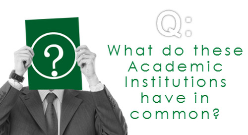 Academic Institutions Using Belbin Team Role Theory