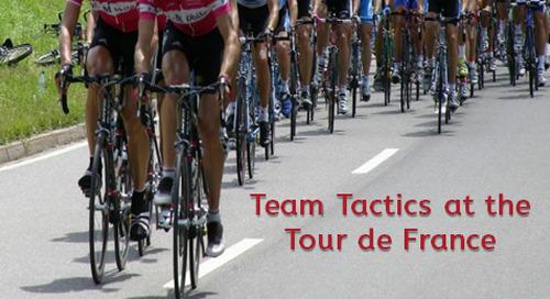 Team Tactics at the Tour de France