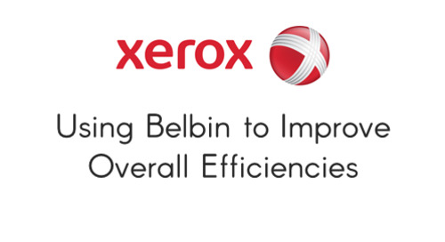 Xerox: Using Belbin to Improve Overall Efficiencies
