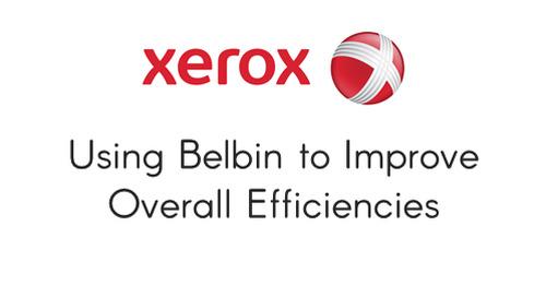 Xerox: Using Belbin to Improve Overall Efficiencies