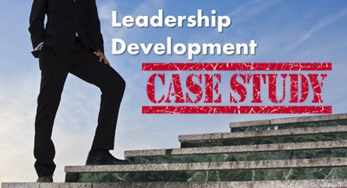 Belbin Case Study: Leadership Development