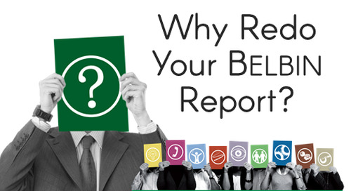 Why Redo Your Belbin Analysis?
