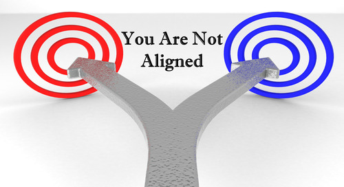 You Are Not Aligned