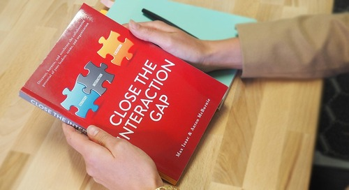 Book Preview: Close the Interaction Gap