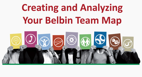 Create a Belbin Team Role Map