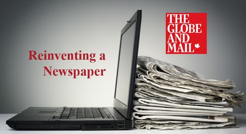 Reinventing a Newspaper