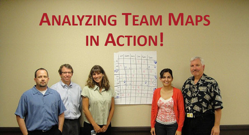 Analyzing Team Maps in Action!