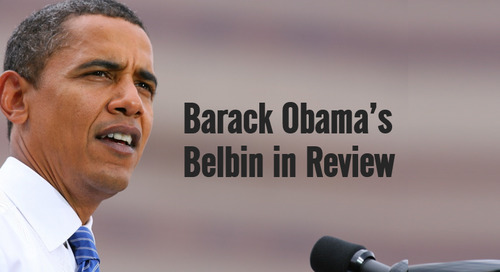 Barack Obama's Belbin in Review