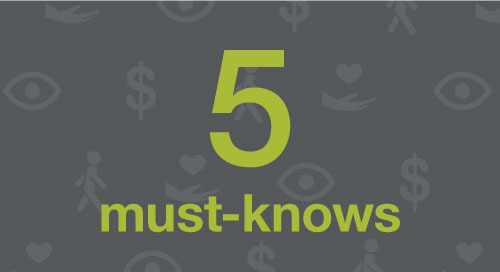 [Infographic] 5 must-knows about payer coverage of opioid addiction treatment