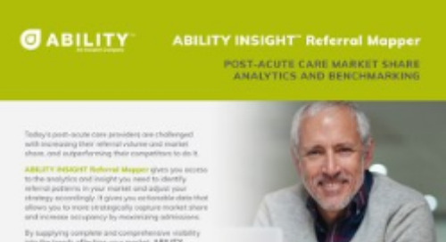 ABILITY INSIGHT Referral Mapper