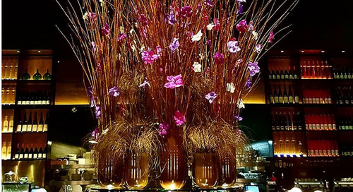 5 Inspirational Floral Designs for Your Next Event