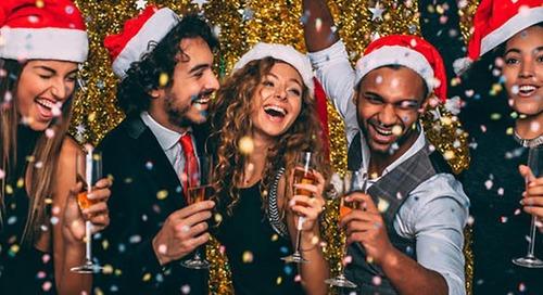 4 Creative Ideas for a Company Holiday Party