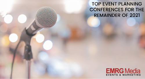 Top Event Planning Conferences for the Remainder of 2021