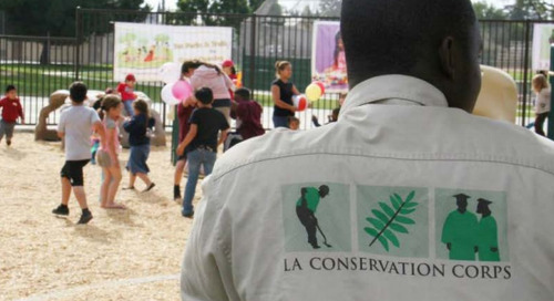 Customer Story: Los Angeles Conservation Corps