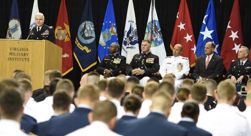 Customer Story: Virginia Military Institute Alumni Agencies