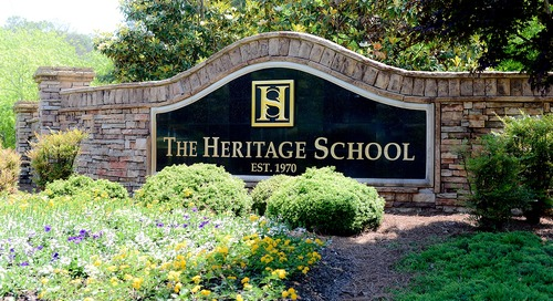 Customer Story: The Heritage School