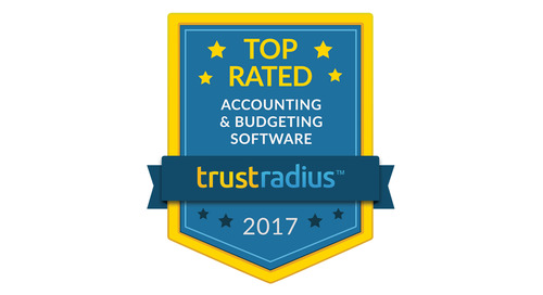 Financial Edge NXT Named a Top Rated Accounting & Budgeting Solution by Software Users on TrustRadius