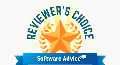 Financial Edge NXT is Among Top Solutions Named in the 2017 Reviewers' Choice for Fund Accounting Software by Software Advice