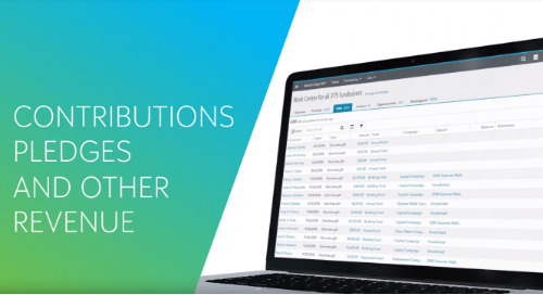 VIDEO: Keep Your Organization Connected with Blackbaud's Fundraising and Accounting Solutions