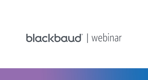 4.14.21 @ 1pm ET | Blackbaud Financial Edge NXT and Paycor HCM Product Overview