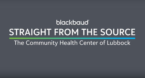 Straight from the Source: The Community Health Center of Lubbock
