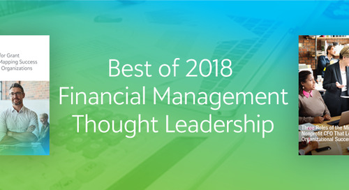 Best of 2018: Financial Management Thought Leadership Webinar Series