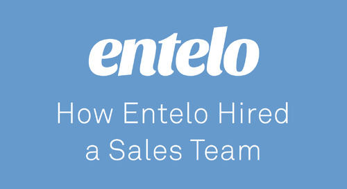 How Entelo Recruits and Hires Sales Superstars