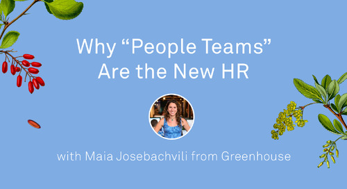 "Why ""People Teams"" Are the New HR"