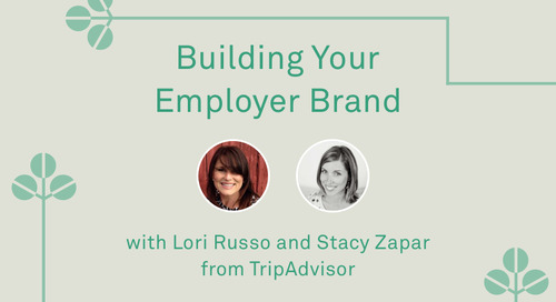 "Lori Russo & Stacy Zapar - ""Building Your Employer Brand"""
