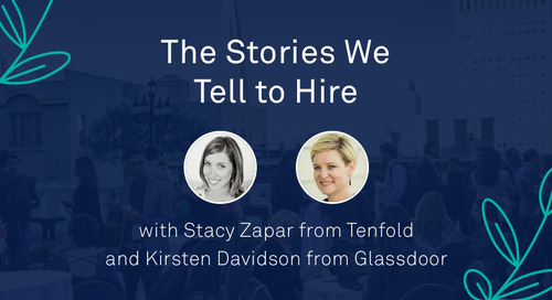 "Stacy Zapar & Kirsten Davidson - ""The Stories We Tell to Hire"""