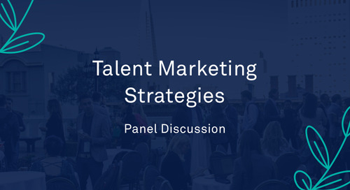 "Panel - ""Talent Marketing Strategies"""