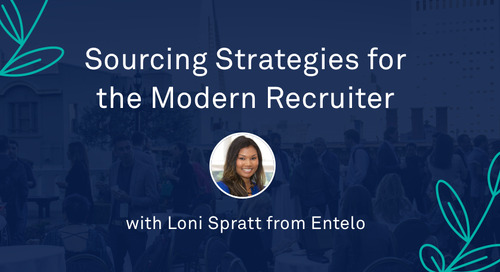 "Loni Spratt - ""Sourcing Strategies for the Modern Recruiter"""