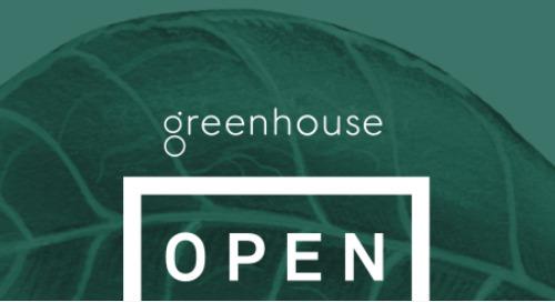 Greenhouse OPEN Roadshow 2019