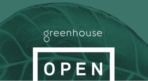 Greenhouse OPEN Roadshow 2019